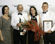 More FM Customer Choice Award 2015- Service, Hone Heke Lodge