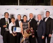 The Hundertwasser Art Centre Project Team - 2017 Business Hall of Fame Inductee