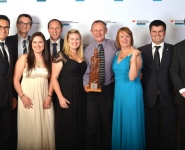 2014 Westpac Northland Business Excellence Awards Supreme Winner - Marine North