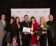 2018 Westpac Northland Business Excellence Supreme Award - Clements Contractors Ltd