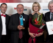 2013 Westpac Northland Business Excellence Awards Supreme Winner - Far North Fuels Ltd